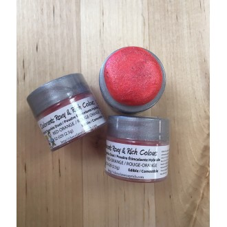 Hybrid Sparkle Dust Red-Orange