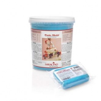 Saracino Modeling Paste Light Blue 250gr.