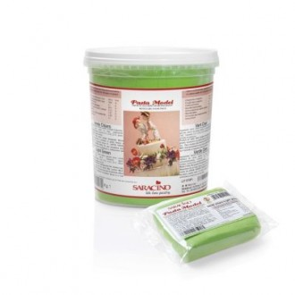 Saracino Modeling Paste Light Green 250gr.