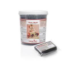 Saracino Modeling Paste Black 1 Kilo