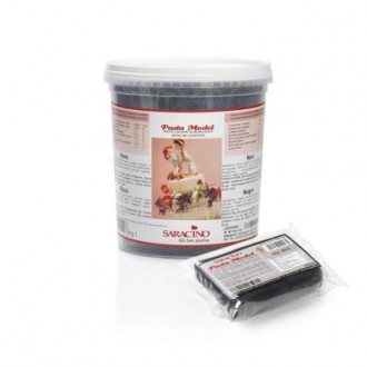 Saracino Modeling Paste Black 250gr.