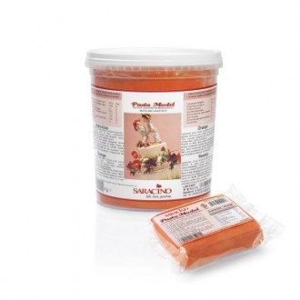 Saracino Modeling Paste Orange 250gr.
