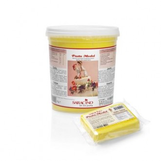 Saracino Modeling Paste Yellow 250gr.