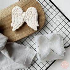 Angel Wings Cookie Stamp