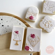 Cake Cookie Stamp