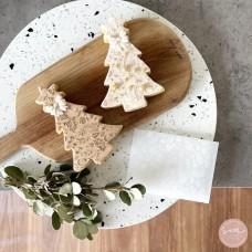 Forest Pine Pattern Cookie Stamp