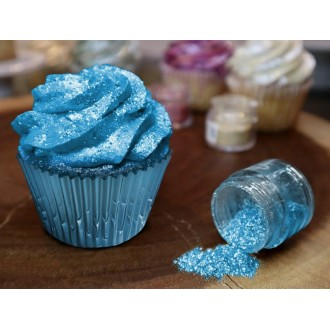 Tinker Dust® Edible Glitter 5gr. - Neon Blue