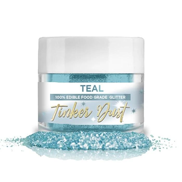 Tinker Dust® Edible Glitter 5gr. - Teal