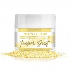 Tinker Dust® Edible Glitter 5gr. - Neon Yellow