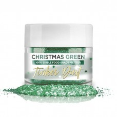 Tinker Dust® Edible Glitter 5gr. - Christmas Green