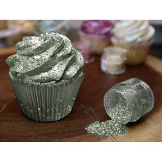 Tinker Dust® Edible Glitter 5gr. - Olive Green