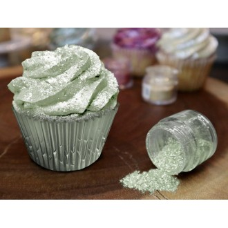 Tinker Dust® Edible Glitter 5gr. - Soft Green