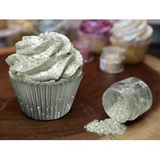 Tinker Dust® Edible Glitter 5gr. - Soft Olive Green