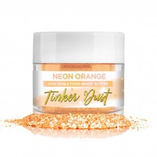 Tinker Dust® Edible Glitter 5gr. - Neon Orange