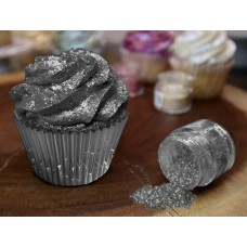 Tinker Dust® Edible Glitter 5gr. - Black Shimmer