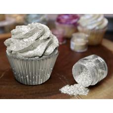 Tinker Dust® Edible Glitter 5gr. - White Pearl
