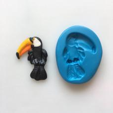 Toucan Silicone Mold