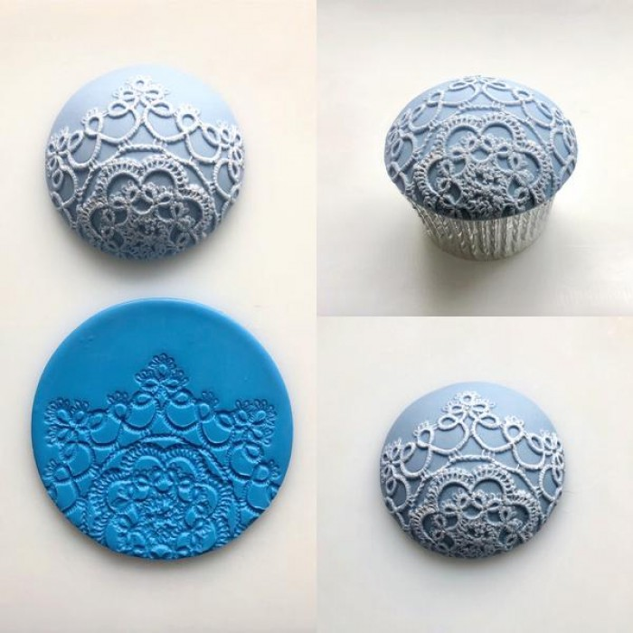 Catherine Embossing Silicone Mold Mat