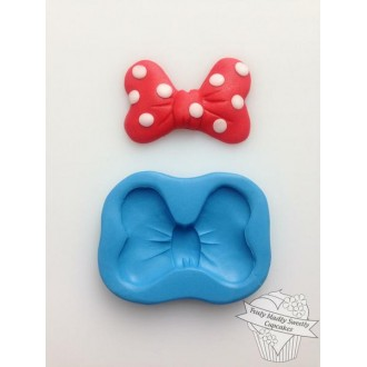 Bow - Medium Silicone Mold