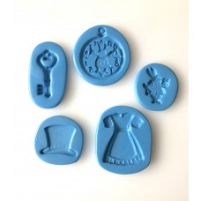 Alice Set Silicone Mold