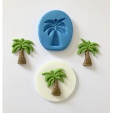 Palm Tree Silicone Mold