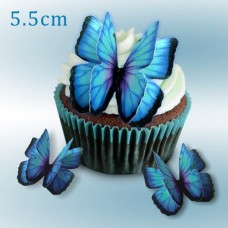 Wafer Paper Edible Precut Butterflies (12 Pieces)