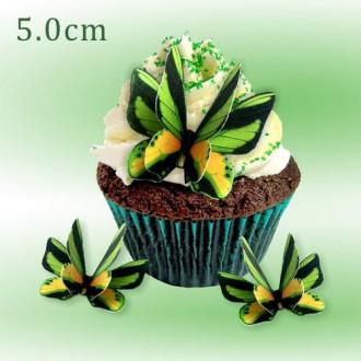 Wafer Paper Edible Precut Butterflies (16 Pieces)