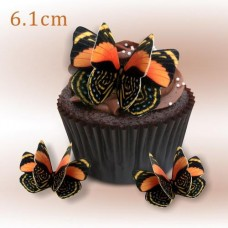 Wafer Paper Edible Precut Butterflies (14 Pieces)