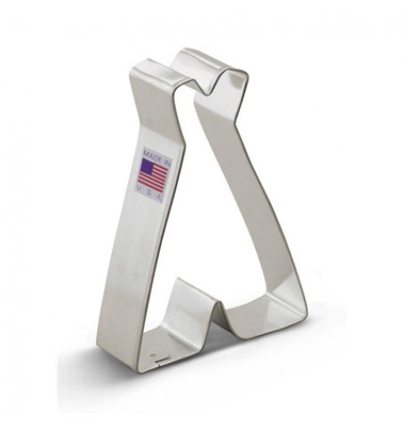 Teepee Cookie Cutter 4 1/8""