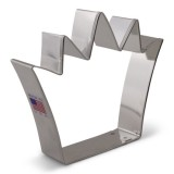 """King Crown Cookie Cutter 4 1/4"""" x 3 3/4"""""""