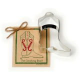 Cowboy Boot Cookie Cutter