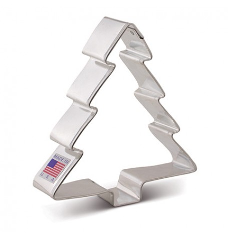 Christmas Tree Cookie Cutter 4''