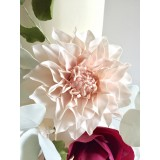 Sugar Flower Dahlia with Sweet Savour by Felicia April 14th 10 till 2:00PM