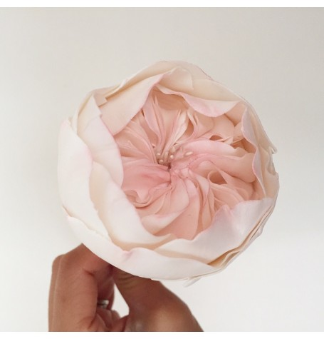 Sugar Flower David Austin Rose with Sweet Savour by Felicia March 15rd 10 till 1:30PM