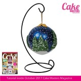 Chocolate Christmas Ball Workshop - November 30th 7:00PM With Les Gâteaux de Gilles