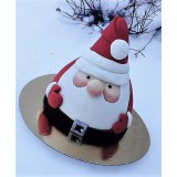 Santa Cake Class - December 3rd 9 AM to 4 PM with Nancy Brisson
