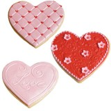 Cookie Cutter Texture Set - Heart Set