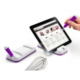 Bakelicious Tablet Stand and Stylus