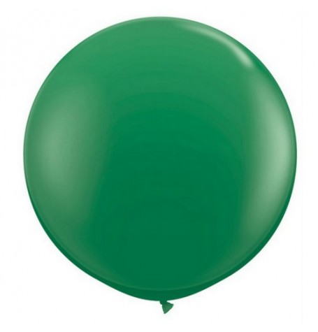 "36"" Giant Balloon - Green"