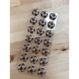 Soccer Chocolate Mold (Package of 21)
