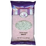 Rock Candy Sugar (White 12oz)