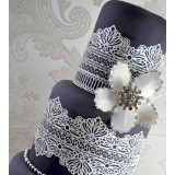 Cake Lace Mat Serenity