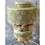 Cake Lace 3D Madame Butterfly