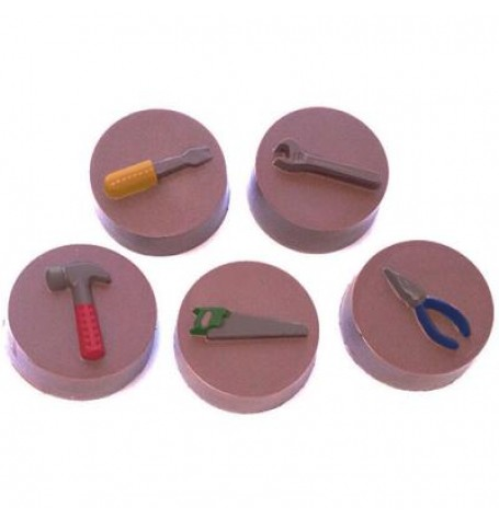 Cookie Chocolat Mold - Tools