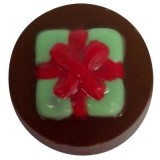Cookie Chocolat Mold - Gift with Bow
