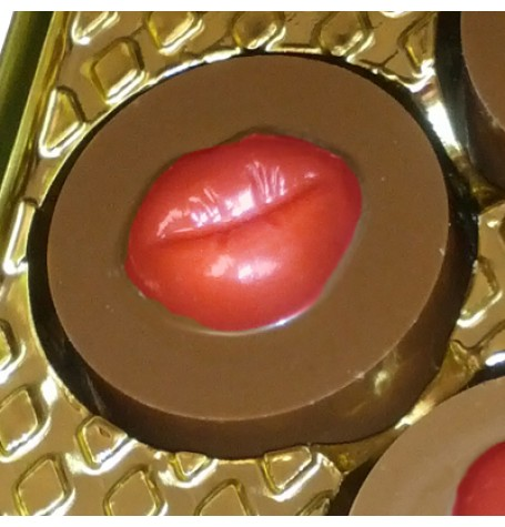 Cookie Chocolat Mold - Lips