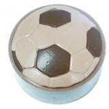 Cookie Chocolat Mold - Round Soccer Ball