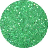 Disco Dust Emerald Green