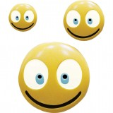Emoji Happy Chocolate Mold