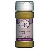 Sanding Sugar Gold (4 oz)